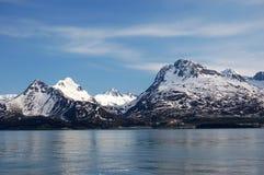 Schoonheid van Alaska Royalty-vrije Stock Foto's