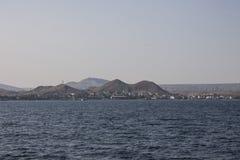 Schoonheid van de Zwarte Zee crimea Royalty-vrije Stock Afbeelding