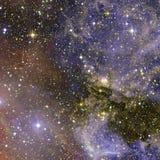 Schoonheid van eindeloze kosmos Elementen van dit die beeld door NASA wordt geleverd royalty-vrije stock foto's