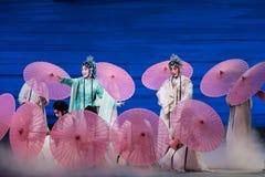 """Schoonheid van het Westen meer-Kunqu Opera""""Madame Witte Snake† Royalty-vrije Stock Fotografie"""