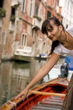 Schoonheid in Venetië Stock Afbeeldingen
