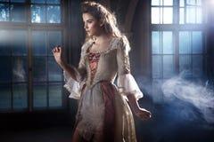 schoonheids vrouw Royalty-vrije Stock Fotografie