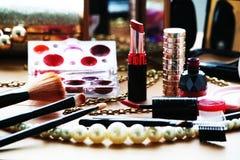 Schoonheidsmiddelen Royalty-vrije Stock Afbeelding