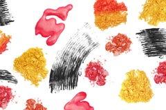 Schoonheidsmiddelen Stock Foto