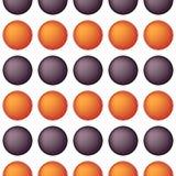 Schoonheidsmiddelen makeup Paletpatroon Duif als symbool van liefde, pease vector illustratie