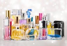 Schoonheidsmiddelen, Samenstelling, Parfum Royalty-vrije Stock Afbeeldingen