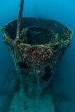 Schoorsteen op De Snijder Duane van de Kustwacht in Florida Royalty-vrije Stock Foto's