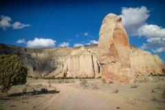 Schoorsteenrots in Kodachrome-het Park van de Bassinstaat, Utah stock foto's