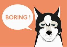 Schor - boring Stock Foto