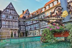 Schorndorf, Niemcy obrazy stock
