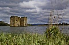 Schots kasteel stock afbeelding