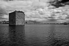 Schots kasteel royalty-vrije stock foto's