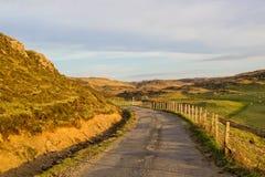 Schots Landschap Stock Afbeelding