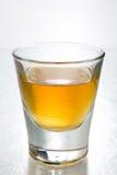 Schots in ontsproten glazen Royalty-vrije Stock Foto