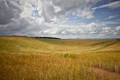 Schots Platteland stock fotografie