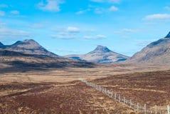 Schotse Aard Stock Foto