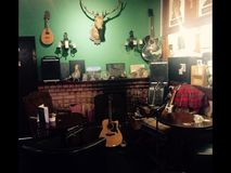 Schotse bar stock foto's