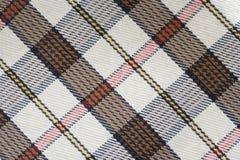 Schotse doek Stock Afbeeldingen