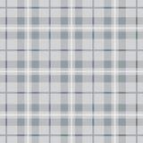 Schottenstoffbeschaffenheit, grauer Lendenschurz, Hintergrund vektor abbildung