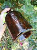 Schottische Flaschen stockbilder