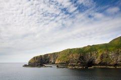Schottische Küste, Hochländer Lizenzfreie Stockfotografie