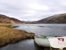 Schottischer Loch Lizenzfreies Stockbild