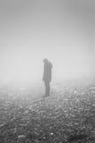 Schottischer Nebel im Land die Türkei Lizenzfreie Stockbilder