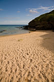 Schottischer Strand Lizenzfreie Stockbilder