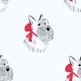 Schottischer Terrierhund Lizenzfreie Stockbilder