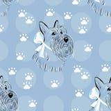 Schottischer Terrierhund Lizenzfreie Stockfotografie