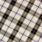Schottisches Gewebe Stockfoto