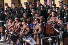 Schottisches Regiment 3 Torontos Lizenzfreie Stockfotografie