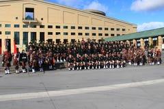 Schottisches Regiment 4 Torontos Lizenzfreie Stockbilder