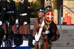Schottisches Regiment 5 Torontos Stockfotografie