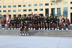 Schottisches Regiment 6 Torontos Lizenzfreie Stockfotografie
