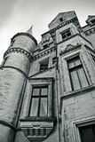 Schottisches Schloss Lizenzfreie Stockfotos