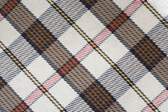 Schottisches Tuch Stockbilder