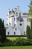 Schottland, Blair-Schloss stockfotografie