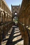 Schottland- - Jedburgh-Abtei Stockbild