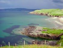 Schottland-Küstenliniennatur Lizenzfreie Stockfotografie