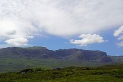 Schottland-Landschaft lizenzfreies stockfoto