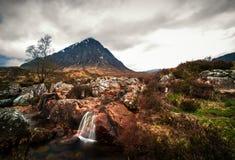 Schottland-Landschaft Stockfotografie