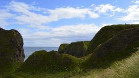 Schottland-Landschaft Stockfoto