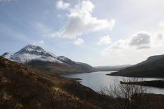 Schottland-Landschaftswestküste von Schottland Stockfotos