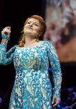 Schouwspel die Filharmonia Futura en M kenmerken Walewska - de Opera is het Leven, Royalty-vrije Stock Afbeeldingen