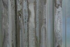 Schräger alter grauer Hintergrund des Schmutzes Stockbilder