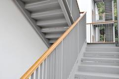 Schrapende ladder Royalty-vrije Stock Afbeelding