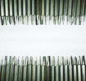 Schraubendreherspitzen Stockbilder
