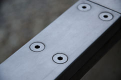 Schraubenverbindung Lizenzfreie Stockbilder