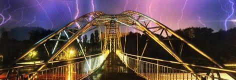 Schrecklicher Sturm Stockbilder